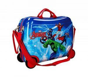 2119961 Valise chevauchable rigide Avengers 50x39x20cm. MEDIA WAVE store ® de la marque The Avengers image 0 produit