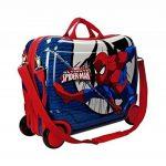 2169961 Valise chevauchable rigide Spiderman 50 x 39 x 20 cm. MEDIA WAVE store ® de la marque Spiderman image 2 produit