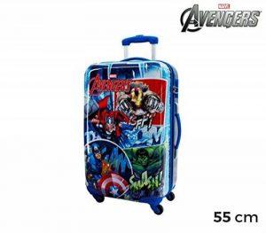 2431451 Valise rigide ABS THE AVENGERS 34 x 55 x 20 cm. MEDIA WAVE store ® de la marque The Avengers image 0 produit