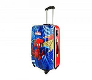 2451451 Valise rigide ABS SPIDERMAN 34 x 55 x 20 cm. MEDIA WAVE store ® de la marque Spiderman image 0 produit