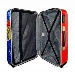 2451451 Valise rigide ABS SPIDERMAN 34 x 55 x 20 cm. MEDIA WAVE store ® de la marque Spiderman image 3 produit