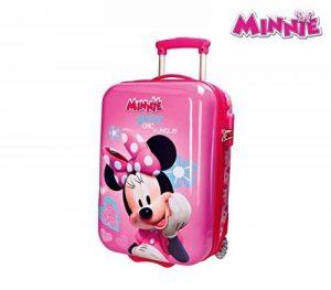 2890351 Valise rigide ABS MINNIE MOUSE 31 x 50 x 20 cm. MEDIA WAVE store ® de la marque Minnie image 0 produit