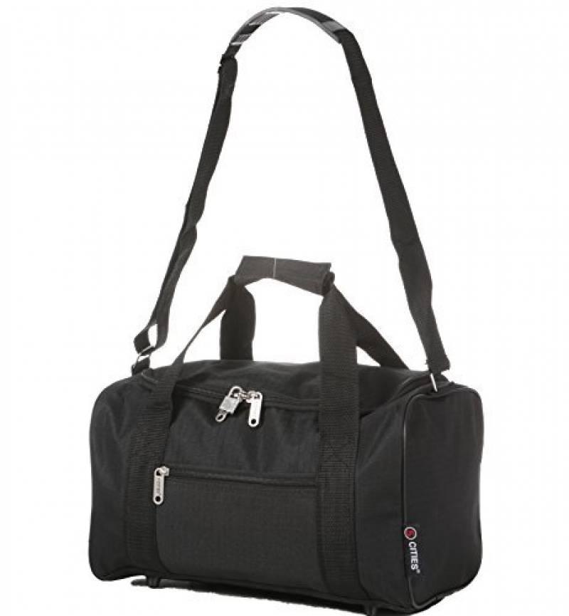 Reisenthel polyvalent abordable M 18 L-sac de voyage sac à main sac à bandoulière-Noir