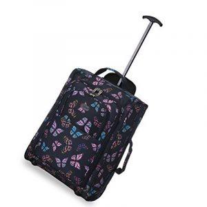 5 Cities Cabin Trolley bagages à main Sac Convient 50x40x20cm , 33 litres de la marque 5 Cities image 0 produit