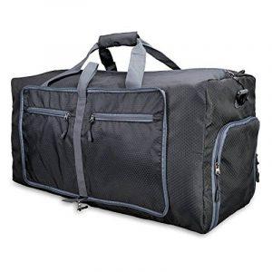 65L Grand sac Duffel de capacité 0.8lb poids léger pliable Travel Duffle Bag / eau et résistant aux déchirures de la marque ONIMA image 0 produit