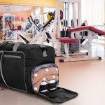 65L Grand sac Duffel de capacité 0.8lb poids léger pliable Travel Duffle Bag / eau et résistant aux déchirures de la marque ONIMA image 5 produit