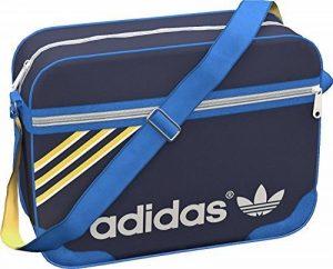adidas Adicolor Sac de voyage Encre/merle/jaune de la marque adidas image 0 produit