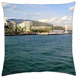 aegean mare - Throw Pillow Cover Case (18 de la marque PillowDesign image 0 produit