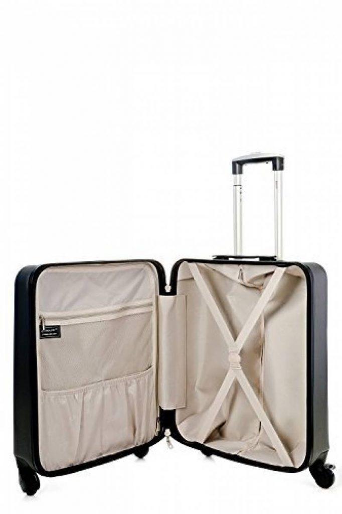 valise cabine roulette pour 2018 comment trouver les meilleurs produits top bagages. Black Bedroom Furniture Sets. Home Design Ideas