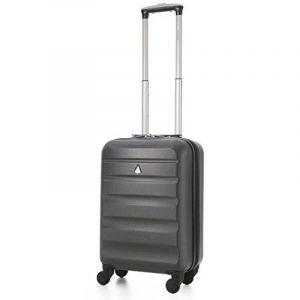 Aerolite ABS Bagage Cabine à Main Valise Rigide Léger 4 Roulettes de la marque Aerolite image 0 produit