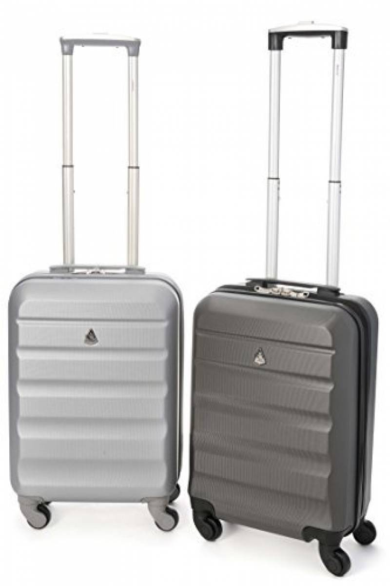 La s/érie travelite rigide AIR BASE en 2 couleurs fonctionnelle cool indestructible