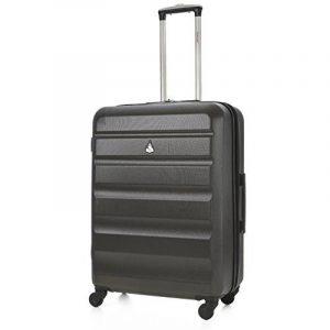 Aerolite ABS Bagage Valise Rigide Enregistrement Léger 4 Roulettes 69cm de la marque Aerolite image 0 produit