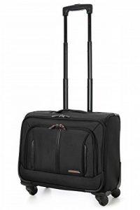 Aerolite Sacoche pour ordinateur portable de 17,3 Sac à roulettes pour ordinateur portable Bagage Cabine - Approuvé pour Easyjet, BA & Jet2 de la marque Aerolite image 0 produit