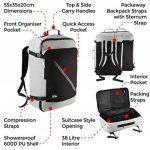 Air france cabin luggage ; comment choisir les meilleurs produits TOP 1 image 4 produit