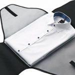 ALPAMAYO® Housse pour chemises, sacoche de voyage pour le transport de chemises, sans plis, bagage à main de la marque Alpamayo image 1 produit