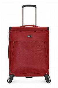 Antler Oxygen 4 Wheel 55cm Cabin Spinner Red 1.8kg Valise, 55 cm, 36 liters, Rouge (Red) de la marque Antler image 0 produit