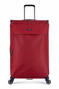 Antler Oxygen 4 Wheel Large Expanding Spinner Red 2.5kg Valise, 80 cm, 101 liters, Rouge (Red) de la marque Antler image 0 produit
