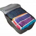 Bagage à Main Valise à Roulettes Cabin Max Cambridge 55 x 40 x 20 cm –autorisé en cabine/ vol (Gris foncé) de la marque Cabin Max image 3 produit