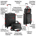 Bagage cabine 55x40x20 - notre top 6 TOP 10 image 3 produit