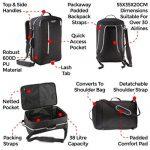 Bagage cabine sac à dos - le top 9 TOP 6 image 4 produit