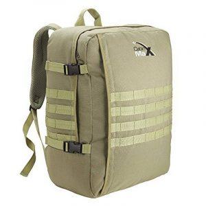 Bagage Cabine/ Sac à Dos MOLLE. 44L Bagage à Main Militaire Tactique 55 x 40 x20cm de la marque Cabin Max image 0 produit