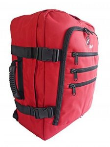 Bagage De Cabine Max Taille Bagage Main Sac À Dos 50 40 20 sac RL42 de la marque Roamlite image 0 produit