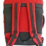 Bagage De Cabine Max Taille Bagage Main Sac À Dos 50 40 20 sac RL42 de la marque Roamlite image 2 produit