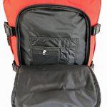 Bagage De Cabine Max Taille Bagage Main Sac À Dos 50 40 20 sac RL42 de la marque Roamlite image 3 produit