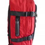 Bagage De Cabine Max Taille Bagage Main Sac À Dos 50 40 20 sac RL42 de la marque Roamlite image 4 produit