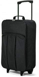Bagage de cabine pliable à roulettes de la marque Benzi image 0 produit