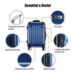 Bagage rigide 4 roues - comment trouver les meilleurs produits TOP 8 image 6 produit