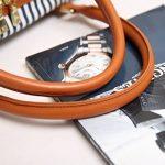BAOSHA HB-25 Sac de Voyage Sac de Week-end Pour femme Sac à bandoulière en toile et PU cuir de la marque BAOSHA image 6 produit