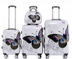 Beibye 8009 Ensemble de valises à roulettes de la marque BEIBYE image 0 produit