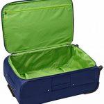 Benetton Set de 3 Valises à Roulettes FUSION_56A74124_NAVY-BLUE Bleu 17 L de la marque Benetton image 4 produit