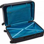 Benetton Set de 3 Valises à Roulettes SCANNER_57A74134_BLACK Noir 19 L de la marque Benetton image 4 produit