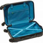 Benetton Valise à Roulettes SCANNER_57A74131_BLACK Noir 39 L de la marque Benetton image 4 produit