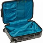 Benetton Valise à Roulettes WEIGHTIT_BELAB0000104_SILVER Argent 37 L de la marque Benetton image 4 produit