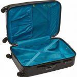 Benetton Valise à Roulettes WEIGHTIT_BELAB0000105_BLACK Noir 67 L de la marque Benetton image 4 produit
