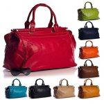 BHBS Unisexe en Vol Vacances Voyage Grand Sac à Main Fourre Bagages à Main 56x62x4 cm (LxHxP) de la marque Big Handbag Shop image 1 produit