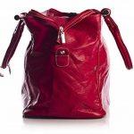 BHBS Unisexe en Vol Vacances Voyage Grand Sac à Main Fourre Bagages à Main 56x62x4 cm (LxHxP) de la marque Big Handbag Shop image 3 produit