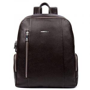 BOSTANTEN Sac à dos hommes cuir Sac de voyage sac de sport fils Sac ordinateur de la marque BOSTANTEN image 0 produit