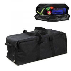 Buwico® imperméable léger Heavy Duty Duffel Sac à équipement Camping gros Sac de sport Surdimensionnés énorme Sac de voyage de la marque Buwico® image 0 produit