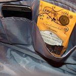 Cabin Max Arezzo Stowaway bag 20x35x20cm Sac Bandoulière –Parfait en tant que deuxième sac pour Ryanair de la marque Cabin Max image 3 produit