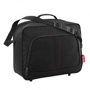 Cabin Max Budapest | Conçu pour respecter les limites pour les bagages de cabines Gratuits imposées par Wizz Air (Noir) de la marque Cabin Max image 0 produit