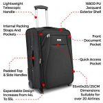 Cabin Max Exécutif – Bagage à roulettes pour cabine de la marque Cabin Max image 3 produit