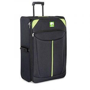 Cabin Max Global – Large bagage à roulettes léger et pliant – 107L de la marque Cabin Max image 0 produit