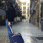 Cabin Max Monaco carrier robe bagage main valise 55x40x20cm. Parfait pour les vols Ryanair et easyJet de la marque Cabin Max image 4 produit