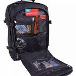 Cabin Max Sac à dos bagage à mains pour cabine 55x40x20cm 44l de la marque Cabin Max image 2 produit