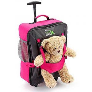 Cabin Max - Sac à roulettes pour enfant et pour son ours en peluche… de la marque Cabin Max image 0 produit
