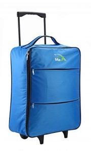 Cabin Max Stockholm – Sac à roulettes le plus léger au monde – 1.45kg 55x40x20cm capacité 44l de la marque Cabin Max image 0 produit